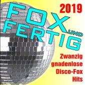 Fox und fertig 2019 - Zwanzig gnadenlose Discofox-Hits! von Various Artists