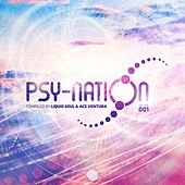 Psy-Nation Volume 001 - Compiled by Liquid Soul & Ace Ventura by Various Artists
