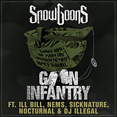 Goon Infantry by Snowgoons
