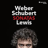 Weber & Schubert: Sonatas by Paul Lewis