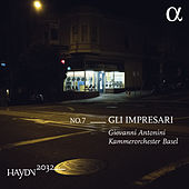 Haydn 2032, Vol. 7: Gli impresari von Kammerorchester Basel