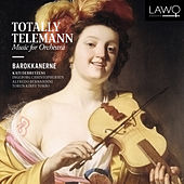 Totally Telemann (Music for Orchestra) de Various Artists