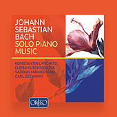 J.S. Bach: Solo Piano Music von Various Artists