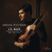 J.S. Bach: Sonatas & Partitas BWVV 1001-1006 by Mikhail Pochekin
