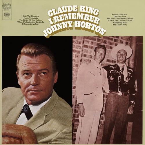 I Remember Johnny Horton de Claude  King