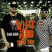 What I Did With You by Sam King