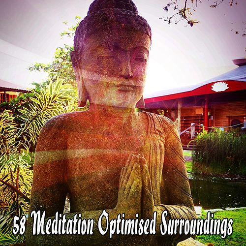 58 Meditation Optimised Surroundings von Entspannungsmusik