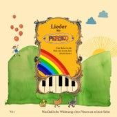 Lieder für Perseo, Vol. I (Eine Reise in die Welt der deutschen Kinderlieder - Musikalische Widmung eines Vaters an seinen Sohn) by Daniel Andrés Ospina López