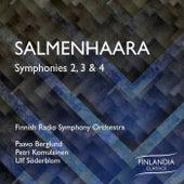 Symphonies 2, 3, 4 by Erkki Salmenhaara