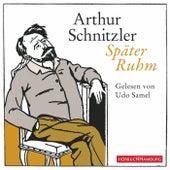 Später Ruhm von Arthur Schnitzler