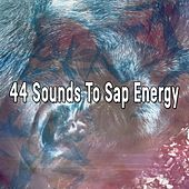 44 Sounds To Sap Energy by Soothing White Noise for Relaxation
