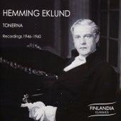 Tonerna - Recordings 1946-1960 de Hemming Eklund
