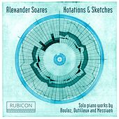 Notations & Sketches de Alexander Soares