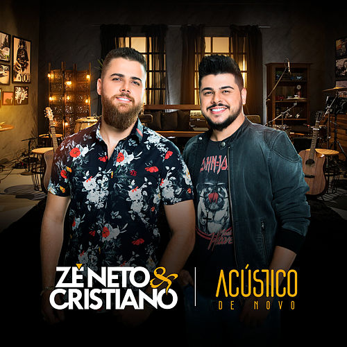 Acústico de Novo de Zé Neto & Cristiano