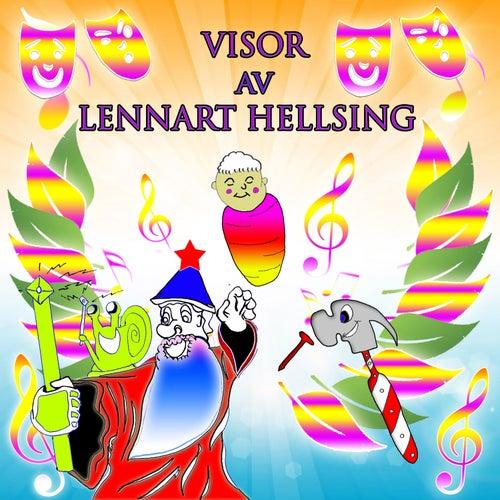 Visor av Lennart Hellsing för små Barn - på speldosa by Tomas Blank
