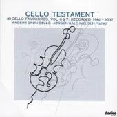 Cello Testement, Vol. 2: Cello Favourites de Anders Grøn