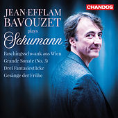 Bavouzet Plays Schumann by Jean-Efflam Bavouzet