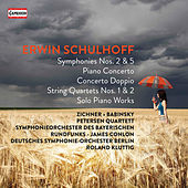 Schulhoff: Symphonies Nos. 2 and 5 & Piano Concerto de Various Artists