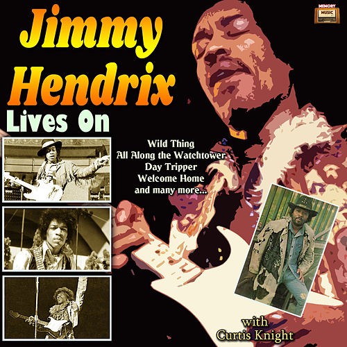 Lives On by Jimi Hendrix