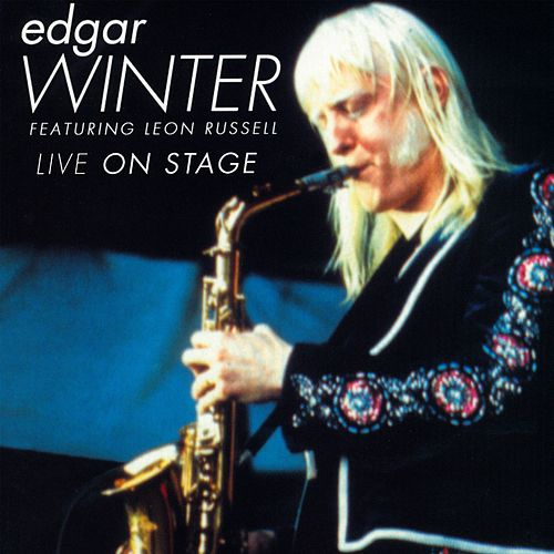 Live On Stage by Edgar Winter