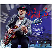 Live at the Suwalki Festival / Poland by Nuno Mindelis