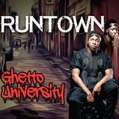 Ghetto University de Runtown