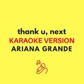 thank u, next (Karaoke Version) by JMKaraoke