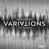 Goldberg Variations + Topelius Variations von Various Artists