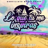 Lo Que Tu Me Inspiras by Freeman Rap