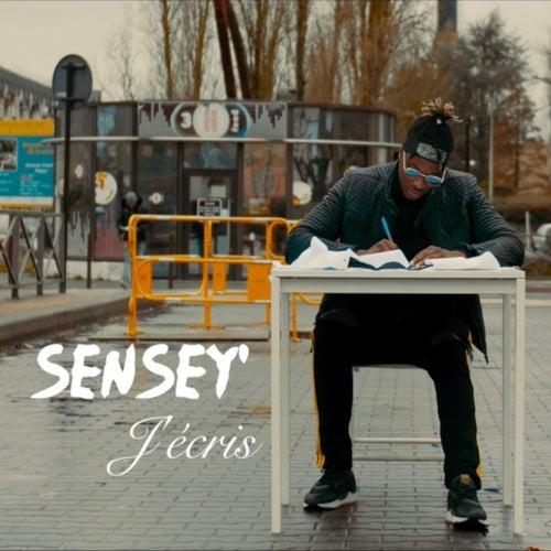 J'écris by Sensey