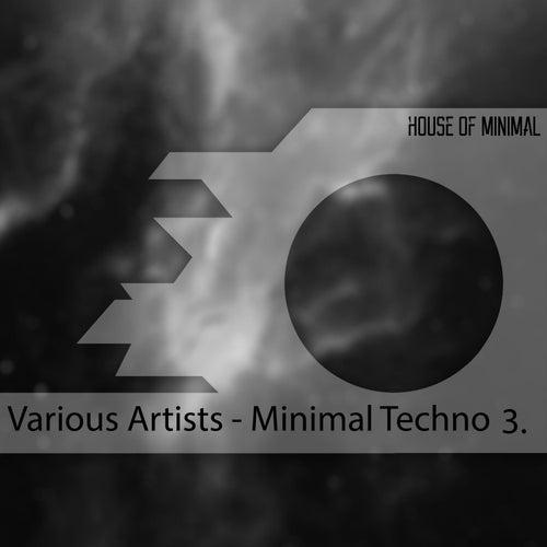 Minimal Techno 3 von Various