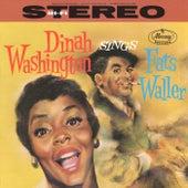 Dinah Washington Sings Fats Waller de Dinah Washington