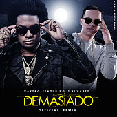 Demasiado - Remix de Vakero
