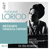 Messiaen: Turangalîla-symphonie by Yvonne Loriod