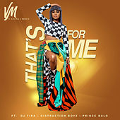 That's For Me de Vanessa Mdee