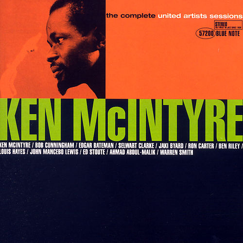 The Complete United Artists Sessions by Ken McIntyre