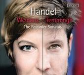Handel: The Recorder Sonatas von Stefan Temmingh