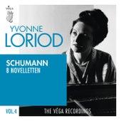 Schumann: 8 Noveletten by Yvonne Loriod