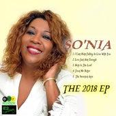 The 2018 EP de Sonia