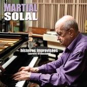 Histoires improvisées (Paroles et musique) by Martial Solal