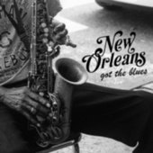 New Orleans Got The Blues de Various Artists