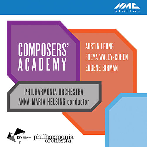 Composers' Academy, Vol. 2 by Philharmonia Orchestra
