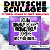 DEUTSCHE SCHLAGER (Es wird immer wieder Sonntag) by Various Artists