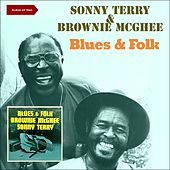 Blues & Folk (Album of 1960) von Sonny Terry