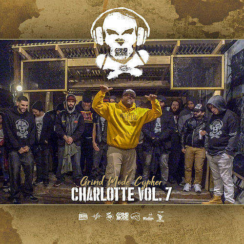 Grind Mode Cypher Charlotte, Vol. 7 de Lingo