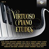 Virtuoso Piano Etudes, Vol. 4 by Various Artists