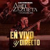 En Vivo y Directo by Abel Zazueta Y Los De Culiacan