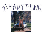 say anything von girl In red