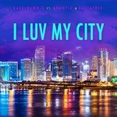 I Luv My City de Kase 1hunnid