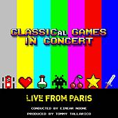 Classical Games in Concert by Video Games Live